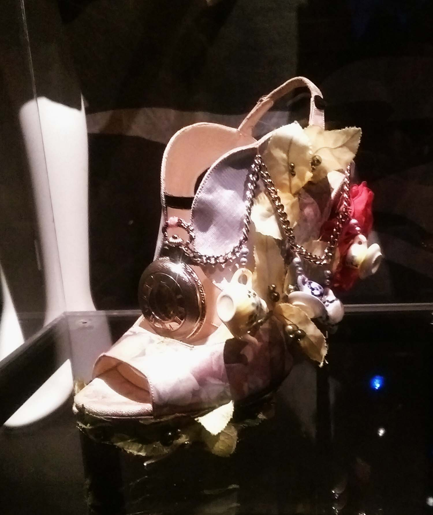 Fairy Tale Fashion, Fashion Institute of Technology Museum, New York