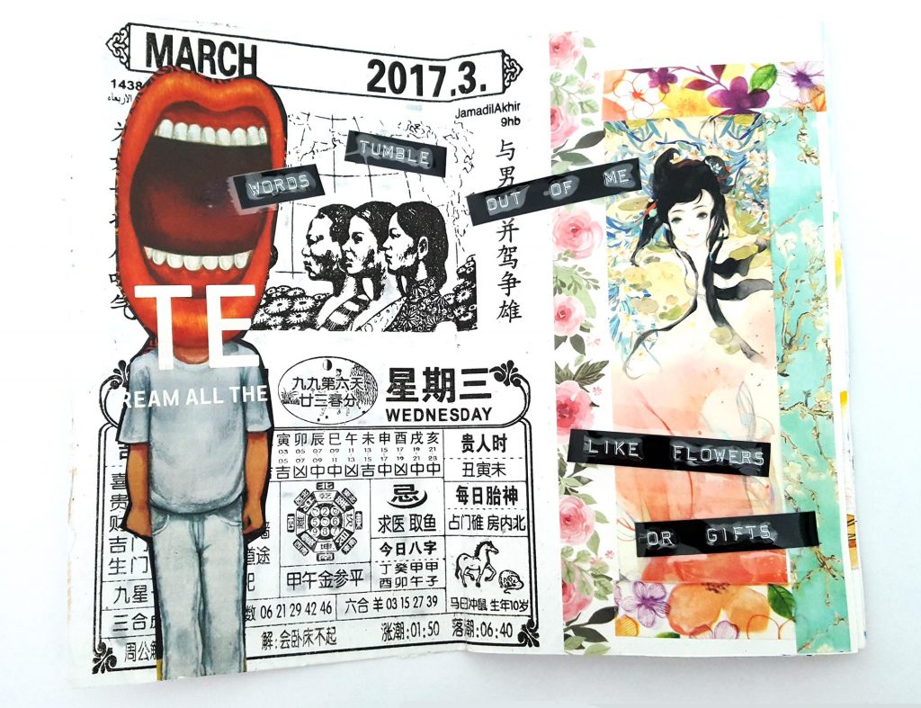 The Modern Poet Zine by The Zine Squad