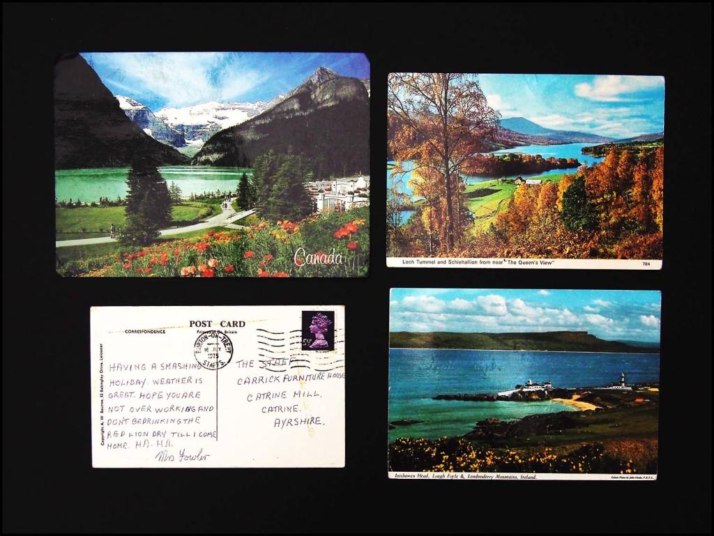 Vintage Postards