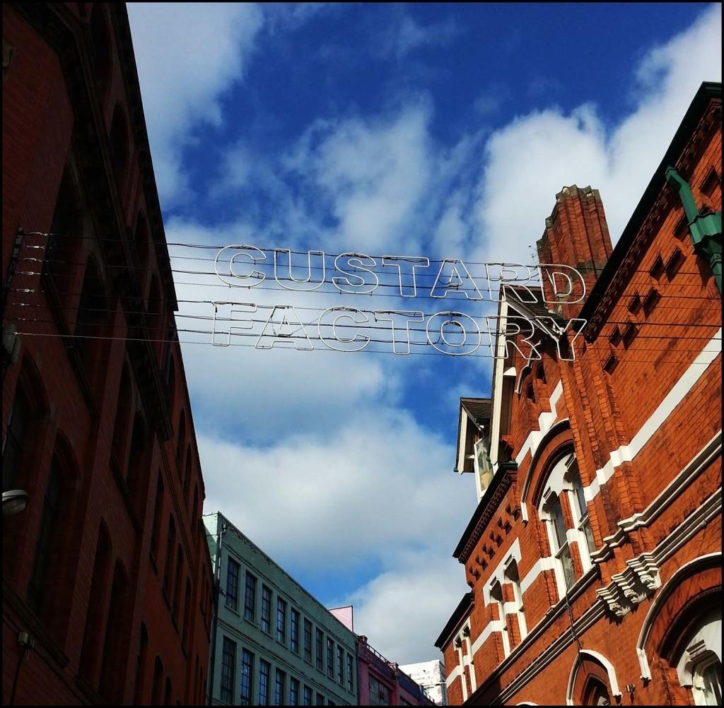 Birmingham Street Scenes